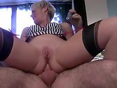 Amateur, Couple, Milf, German milf blowjob pov, Hclips.com